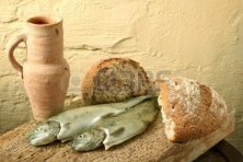 6039037-fish-bread-and-wine-as-symbols-of-jesus-life