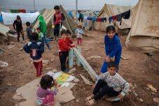 Daily Life in Domiz refugee camp, Kurdistan Region of Iraq