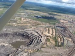 Tar Sands mine