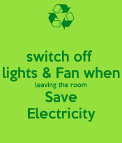 switch-off-lights-fan-when-leaving-the-room-save-electricity